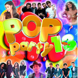Pop Party 13 [cd dvd] Importado   Jessie J Ariana Grande Nic
